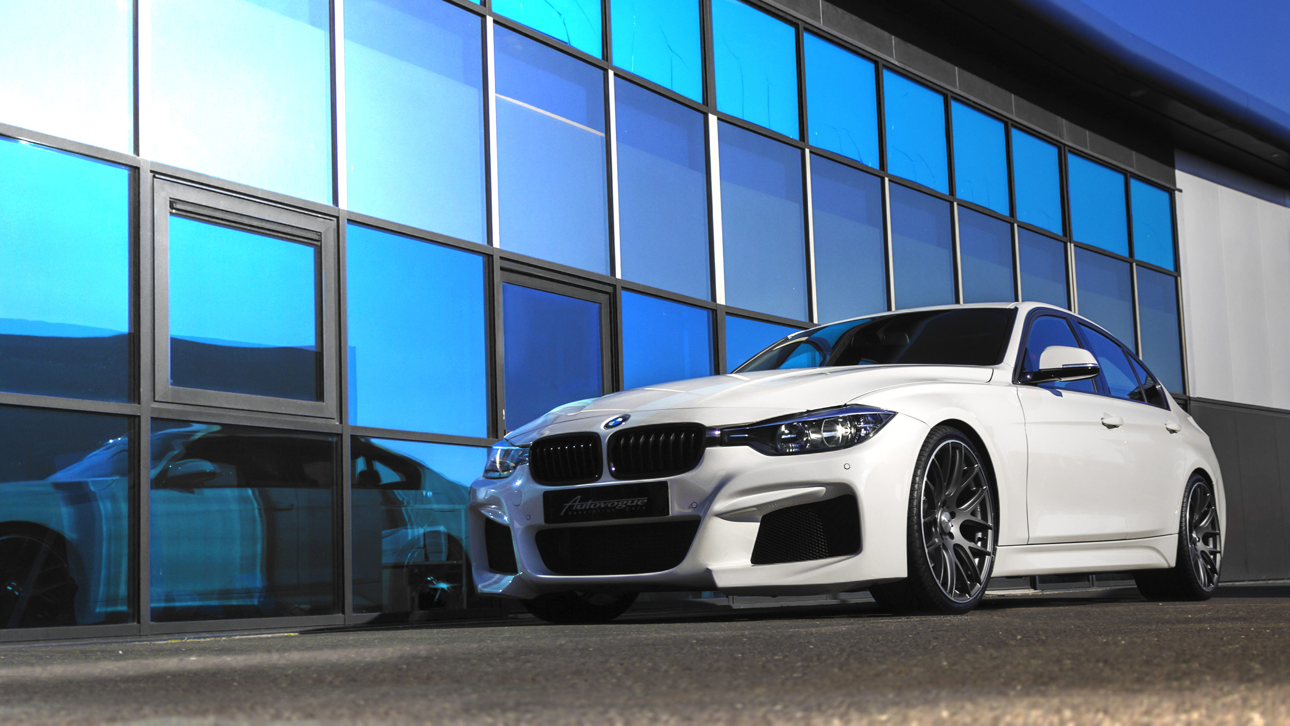 BMW 3 SERIES F30 AVR BY AUTOVOGUE